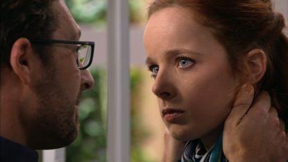 """Daphne Paelinck verdwijnt als de gehate Christine uit 'Thuis': """"Op mijn laatste draaidag heb ik heel veel gehuild"""""""