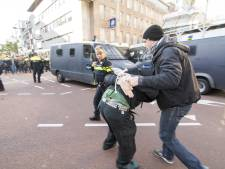 Alle arrestanten demonstratie Pegida vrijgelaten