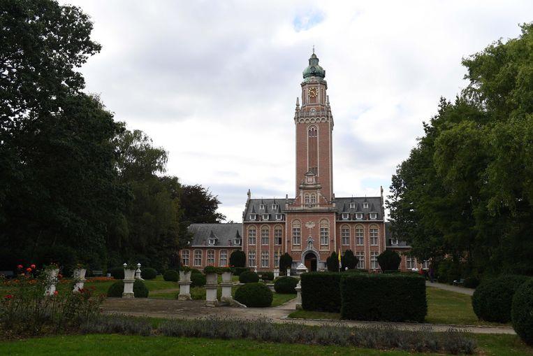 Krekelpop in Sint-Kamillus.