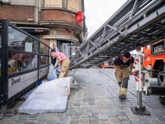 """Brand in appartement boven café 't Fabrik aan Vredesbrug: """"Geen gewonden maar schade is groot"""""""