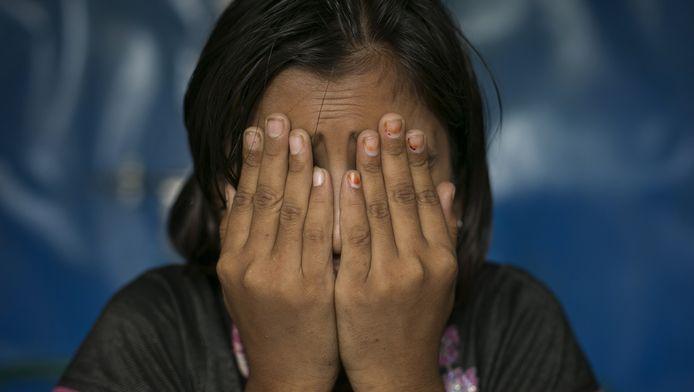 Verkrachting van kinderen en vrouwen is dagelijkse kost in India.