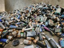 Les batteries au lithium: boules incendiaires des centres de recyclage