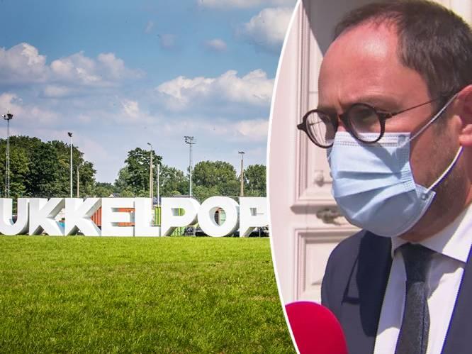 """Van Quickenborne: """"Er kunnen ook andere redenen zijn waarom Pukkelpop beslist heeft te annuleren"""""""
