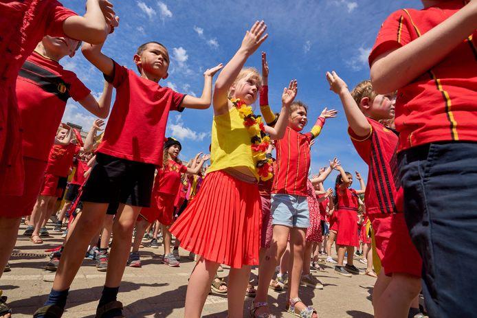 Red Challenge Bierbeek Gemeenteschool 't Klavertje