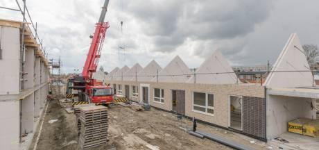 Nieuwe huizen in Goes komen deels kant-en-klaar uit de fabriek in Kapelle