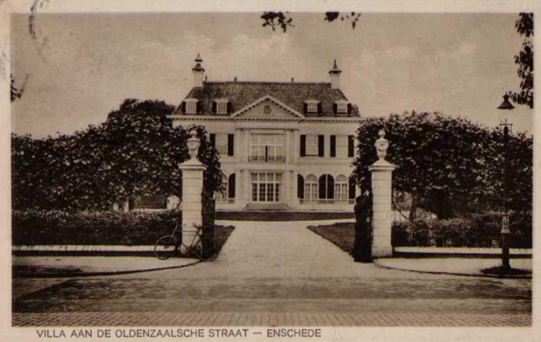 Het Witte Huis in 1928.