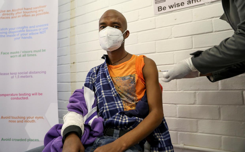 Inentingen in Soweto. Beeld REUTERS
