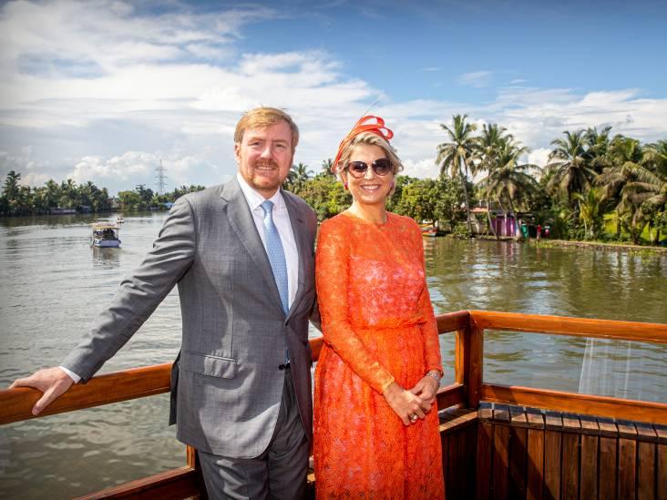 'Tafelrede van Willem-Alexander in India, die zat zó knap in elkaar'