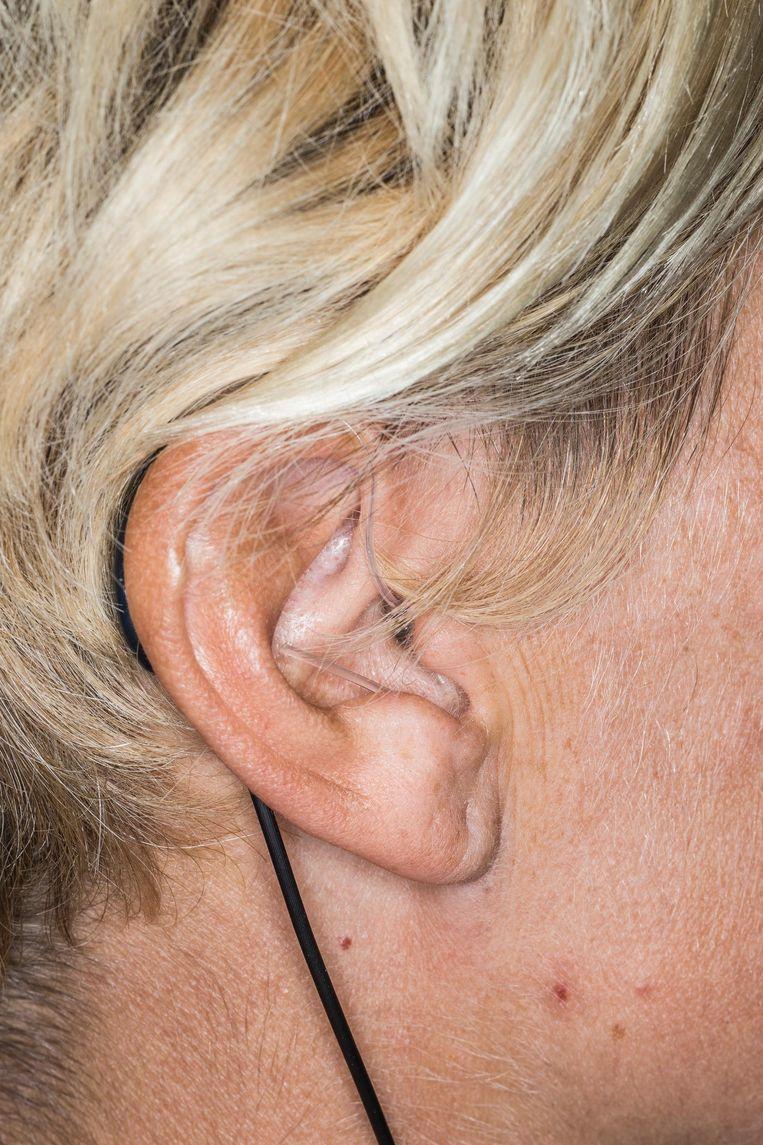 Een miljoen mensen hebben last van oorsuizen. Bij enkele tienduizenden wordt het een handicap die flinke psychische gevolgen kan hebben. Beeld Adrie Mouthaan