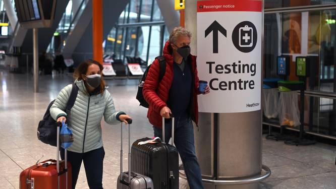 Heathrow komt met extra 'coronataks' voor vertrekkende passagiers