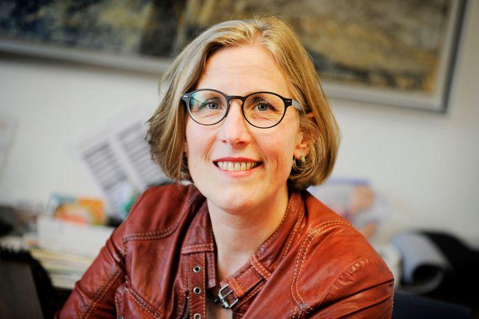 Ingeborg van Lingen, voorzitter Huisartsenkring Twente.