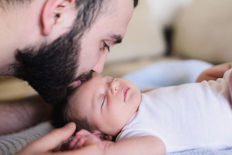 Al bijna 2.000 zelfstandige jonge vaders hebben betaald vaderschapsverlof aangevraagd.