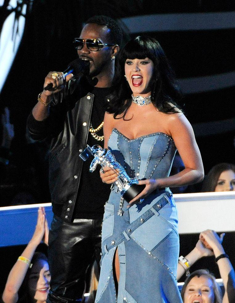 Katy Perry Beeld AP