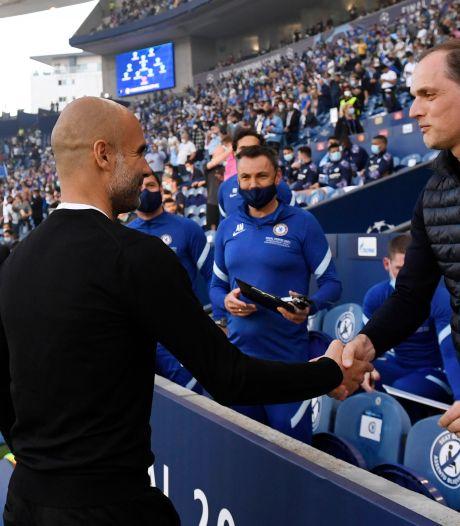 LIVE   Ziyech en Aké op de bank bij reprise Champions League-finale