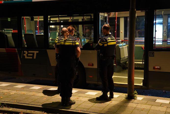 De politie heeft de handen vol aan steekpartijen onder jonge Rotterdammers