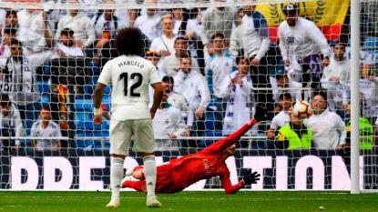 LIVE. Invallers Bale en Benzema moeten het tij keren bij Real Madrid. Courtois en co. 0-2 achter tegen Levante