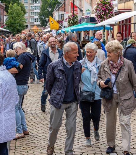 Geen jaarmarkt, mogelijk toch kraampjes in Steenbergen: 'Het is nog even onzeker'
