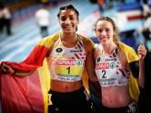 Doublé historique au pentathlon pour la Belgique: l'or pour Nafi Thiam et l'argent pour Noor Vidts