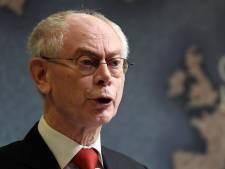"""L'analyse d'Herman Van Rompuy: """"Bart De Wever respire l'impuissance et vise la guérilla"""""""