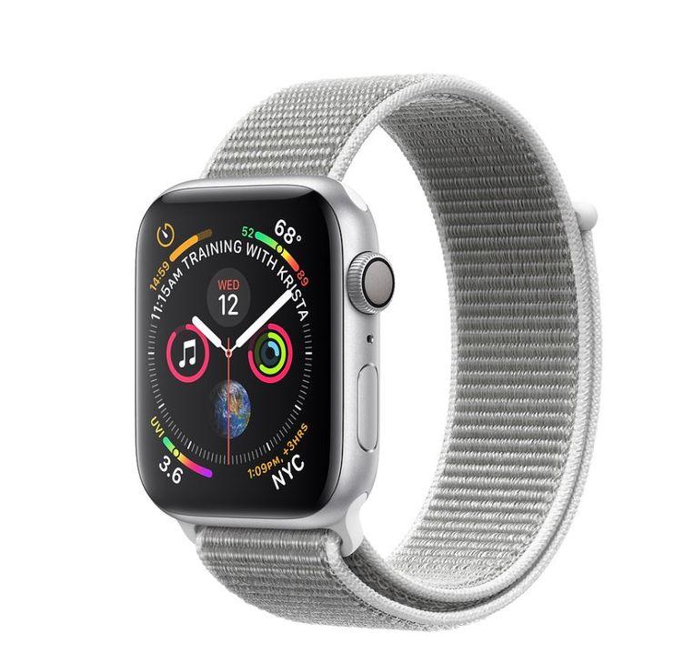 Apple Watch 4 Beeld