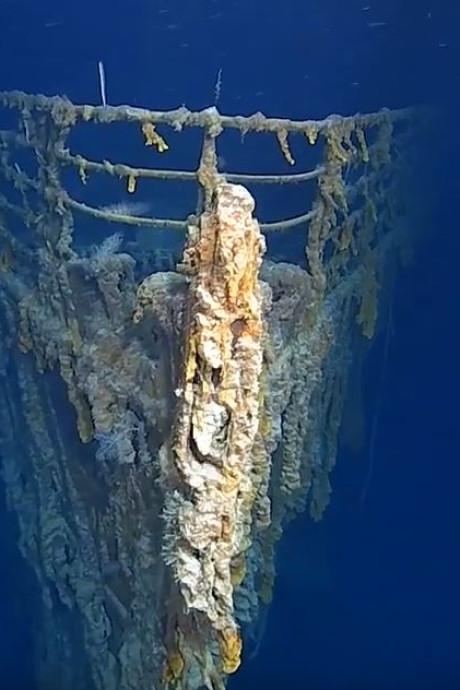 Les dernières images inquiétantes du Titanic