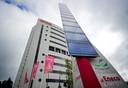 Het duurzame hoofdkantoor van Eneco in Rotterdam.