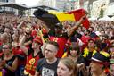 Des rassemblements comme au Mondial ne seront pas possibles durant l'Euro, qui aura lieu du 11 juin au 11 juillet. Comme l'a annoncé Annelies Verlinden, la ministre de l'Intérieur, il y aura des restrictions, notamment par rapport au nombre de personnes présentes.