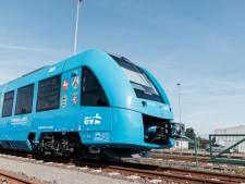 Eerste waterstoftrein krijgt de sporen in Duitsland