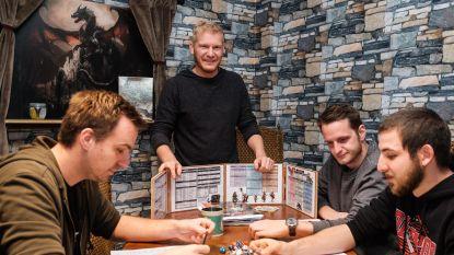 Dungeons & Dragons spelen als therapie: bij psychotherapeut Kevin Pieters lig je niet op de bank maar kruip je in de huid van fictief personage