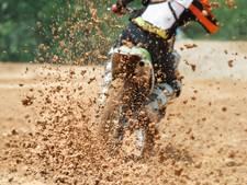 Motorcrossers beschadigen natuur in de Achterhoek