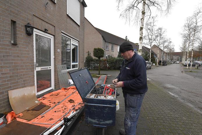 Woningen in de Heeswijkse Kampen in Cuijk worden momenteel al gerenoveerd door Mooiland.