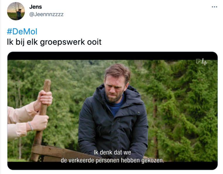 Mol-memes Beeld Twitter