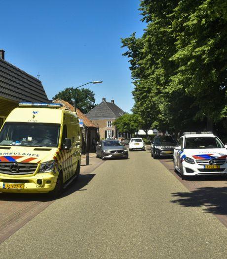 Wielrenner en automobilist botsen tegen elkaar in Boxmeer