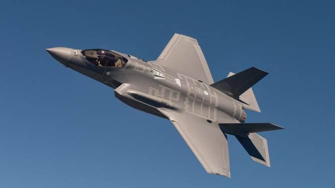Luchtmacht zegt F-16 vaarwel en gaat vanaf nu onzichtbaar vliegen