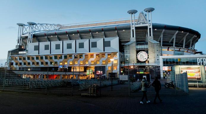 Heineken zal zeker tot 2027 alle bier schenken in de Johan Cruijff Arena