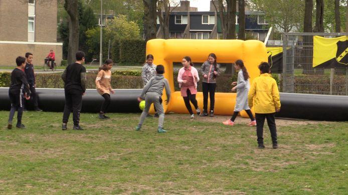NAC Fundag in Breda.