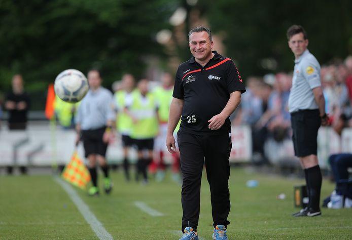 Als trainer van AZSV was Dennis van Toor zeer succesvol.