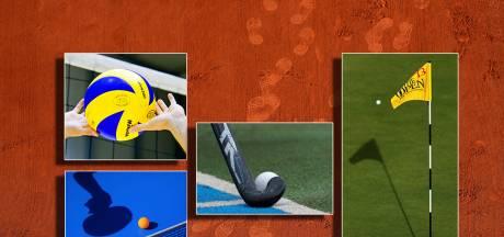 Nationale sportcompetities gaan gewoon door: 'We hopen gauw op betere tijden'