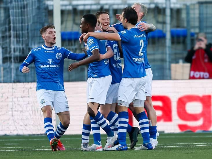 Dikke winst voor FC Den Bosch in laatste thuiswedstrijd van het seizoen