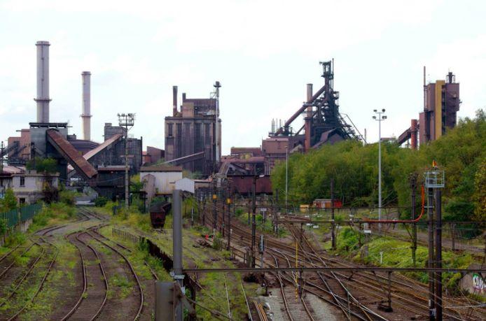 De staalfabriek in Ougrée, waar het ongeval plaatshad, sloot in 2014 definitief de deuren.