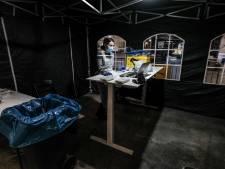 In de rij voor een coronatest in Winterswijk: 'Aantal positieve tests gaat nu toenemen'