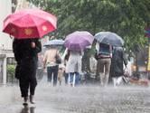 Regenleed in regio valt mee: brandweer rukt 3 keer uit