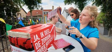 Honderden burgers delen zorgen over plan Heesch West, ook Nuland roert zich
