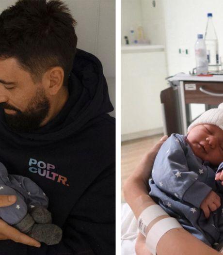 """Dimitri Vegas et Anouk Matton sont parents pour la première fois: """"Le coup de foudre"""""""