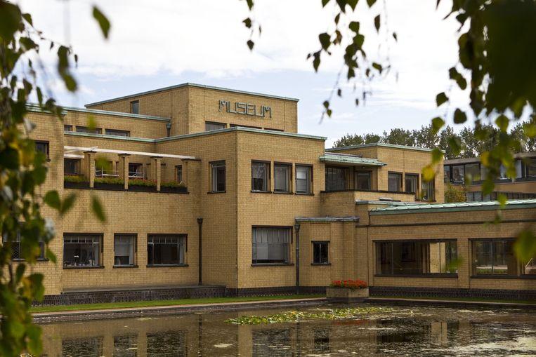 Het Haags Gemeentemuseum. Beeld ANP