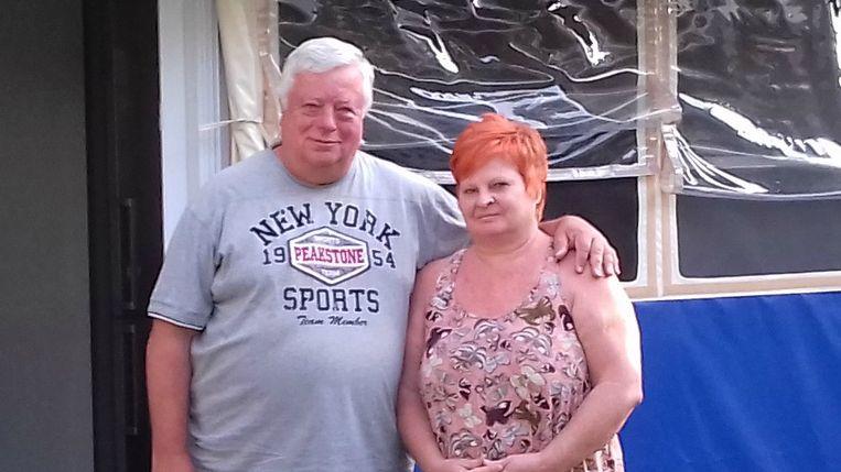 Frank en Birgit Gerod. Beeld