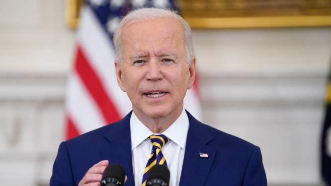 Biden ontvangt Afghaanse delegatie in het Witte Huis: 'VS blijft vredesproces steunen'