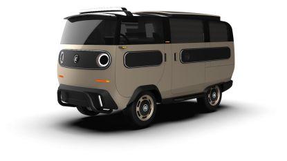 Keert legendarische VW-bus terug in elektrische vorm?