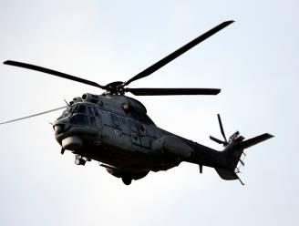 Elf doden bij crash met Turkse legerhelikopter