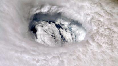 """Zelfs astronauten """"voelen de kracht"""" van orkaan Dorian tot in het ISS"""